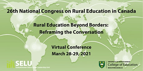 26th National Congress on Rural Education in Canada tickets