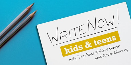 Write Now! Kids and Teens Winter and Spring 2021 tickets