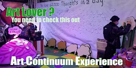 Art Continuum Experience tickets