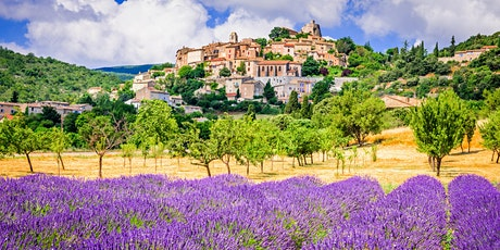 A Taste of Provence - A Wine Tasting & Class tickets