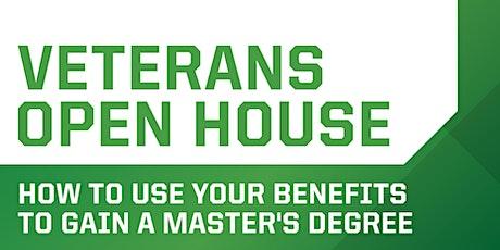 Veterans Open House 2021 tickets