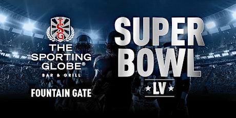 NFL Super Bowl 2021 - Fountain Gate tickets