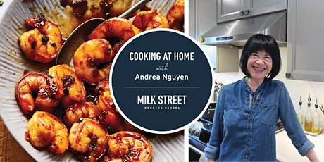Cooking at Home with Andrea Nguyen: Vietnamese Shrimp in Caramel Sauce tickets
