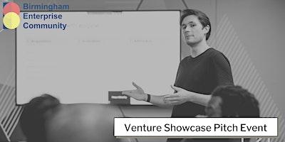 Venture Showcase Pitch Event Q1 2021