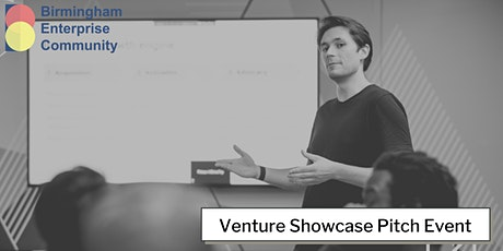 Venture Showcase Pitch Event 1 2021 tickets