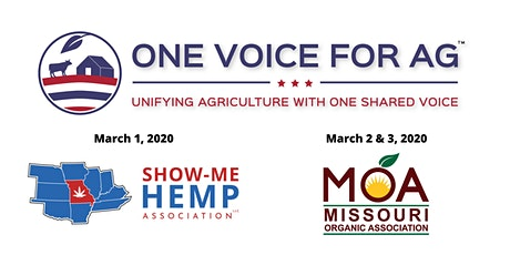 Virtual Ag Conference - Show-Me Hemp and Missouri Organic Association tickets