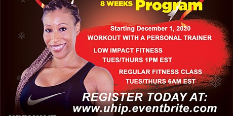 FREE Fitness Class: Advance Fitness  Sponsored By UHIP Feat. Patricia Tripp tickets
