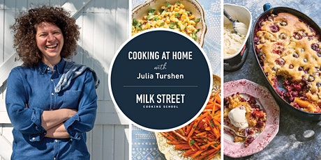 Cooking at Home with Julia Turshen: Dinner & Dessert Tickets