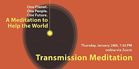 Transmission Meditation tickets
