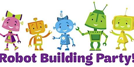 ¡Fiesta de Construcción de Robots' con GSCSNJ! tickets