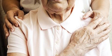 Aromaterapia Clinica:qualità di vita nell'anziano e nelle Cure  Palliative biglietti