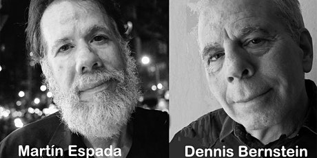 "Martín Espada and Dennis Bernstein: ""Floaters"" tickets"