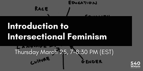 Introduction to Intersectional Feminism tickets