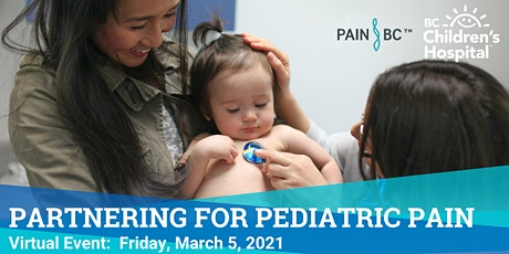 Partnering for Pediatric Pain: 3rd  Provincial Pediatric Pain Symposium tickets