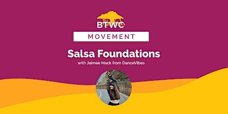 Salsa Foundations tickets