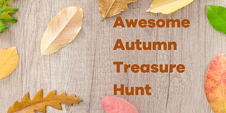 Awesome Autumn Treasure Hunt tickets