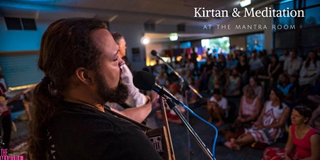 Kirtan & Meditation  at The Mantra Room (2021) tickets