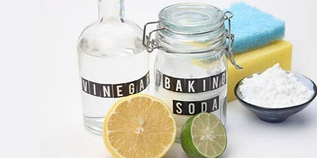 DIY Eco-friendly cleaning products tickets