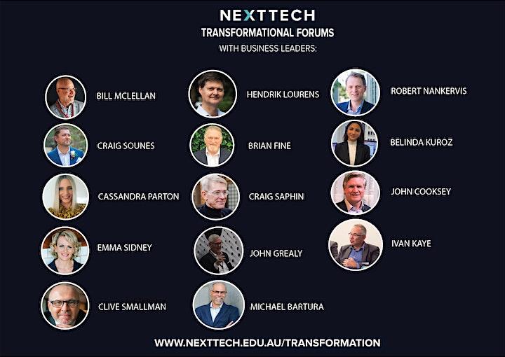 Nexttech Transformation Forum powered by BBG image