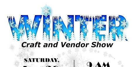 Winter Craft & Vendor Show tickets