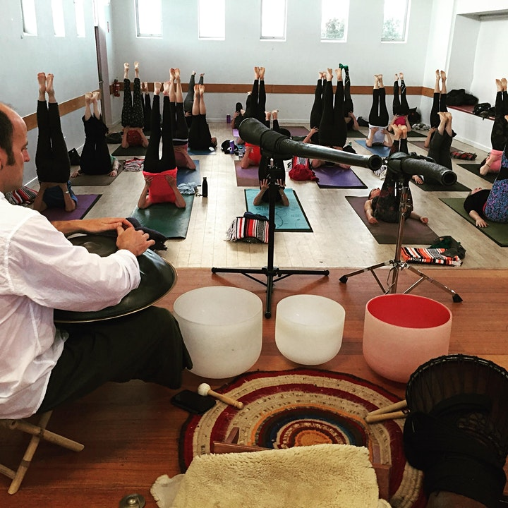 Pure Yoga Soundbath in January image