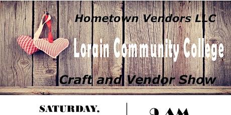Hometown Vendors Craft & Vendor Show tickets