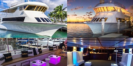 Open Bar Boat Party tickets