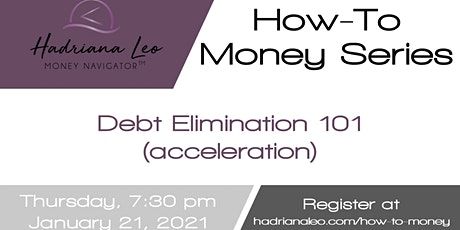Debt Elimination 101 - Accelerating the Paydown tickets