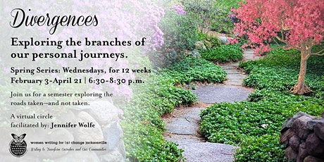 Spring Series: Branches of Women Writing (Divergences) tickets