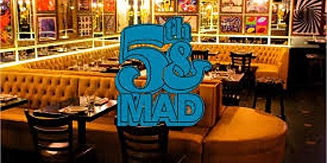 GOOD VIBES BRUNCH AT 5TH & MAD tickets
