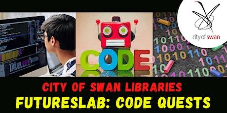 CodeQuest: 3D Maze (Midland) tickets