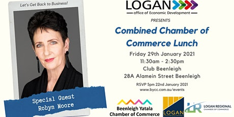 Combined Chamber of Commerce Lunch tickets