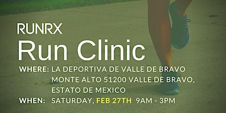 RunRX Clinic 2020 (MEXICO) boletos
