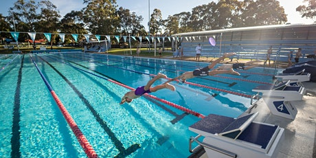 Charlestown Swim Centre - Ready to Race Skills Sessions tickets