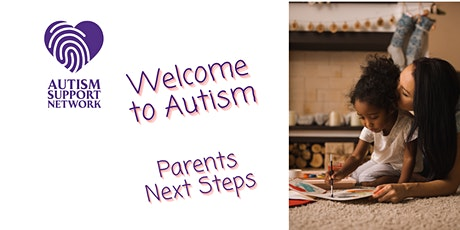 Welcome to Autism: Parents Next Steps tickets