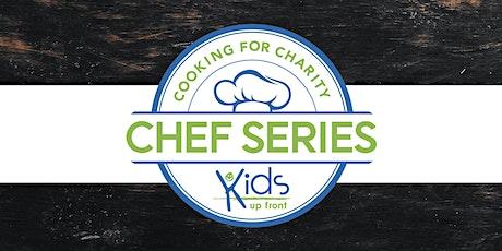 Kids Up Front Chef Series - Episode 1 Brad Smoliak tickets