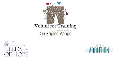 Volunteer Training: Human Trafficking 101 January tickets