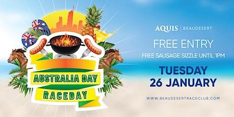 Australia Day Raceday - 26th of January tickets