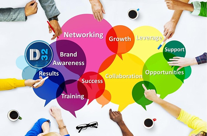 District32 Business Networking Perth – Fremantle - Wed 28th Apr image