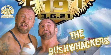 The Bushwhackers at The BIG EVENT tickets