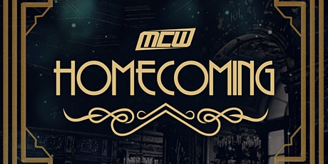 MCW Homecoming tickets