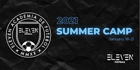 ELEVEN Football - Summer 2021 Camp tickets