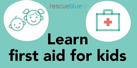 Rescueblue Little Aid - Baby First Aid Workshop tickets