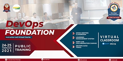 DevOps Foundation Training Jakarta, Febuary  24th 2021