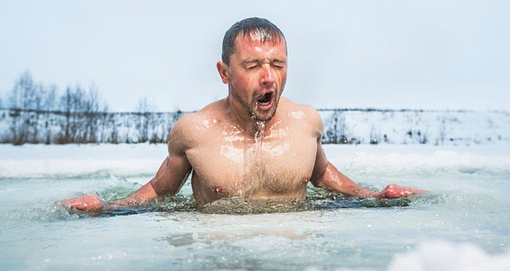 Afbeelding van Wim Hof - cold water swimming/ immersion get together and community