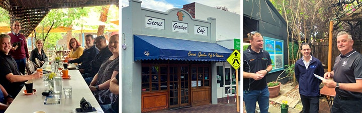 District32 Business Networking Perth– South Perth - Wed 10th Mar image