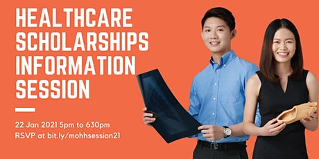 Healthcare Scholarships Information Session tickets