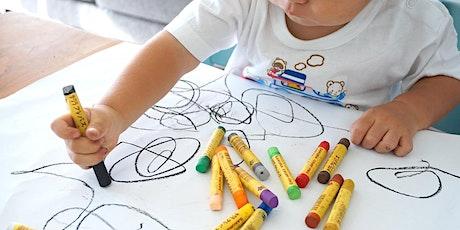 Il Disegno del Bambino  e il suo Significato biglietti