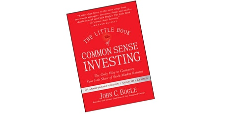 Book Review & Discussion : The Little Book of Common Sense Investing tickets