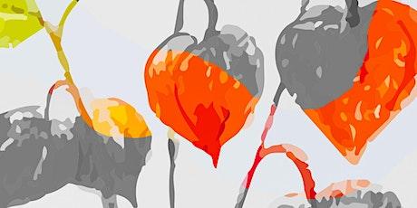 Art journaling: kleurrijke vrijdagen! (4 sessies) tickets